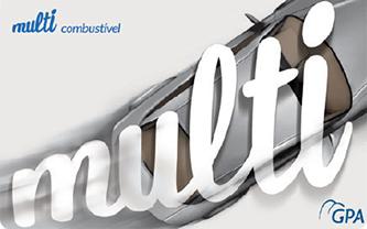 Cartão Multicombustível - Multibenefícios GPA