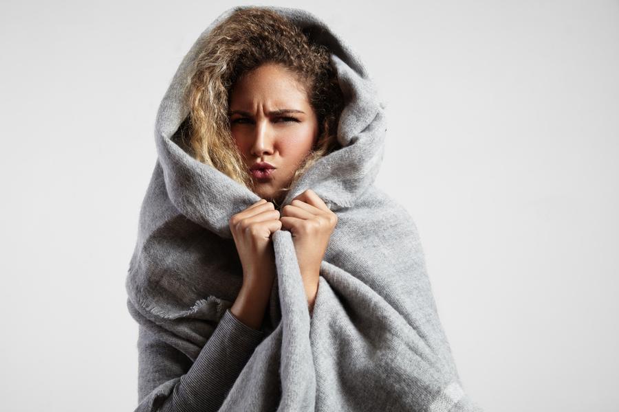 Mulheres sentem mais frio que homens?