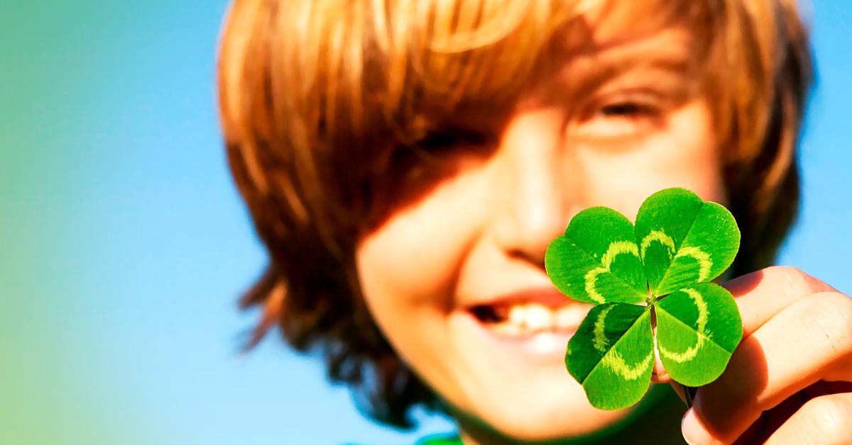 Será que o sucesso de uma pessoa é só questão de sorte?