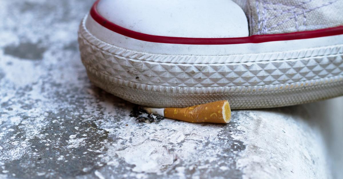 reciclar bitucas de cigarro ajuda na sustentabilidade