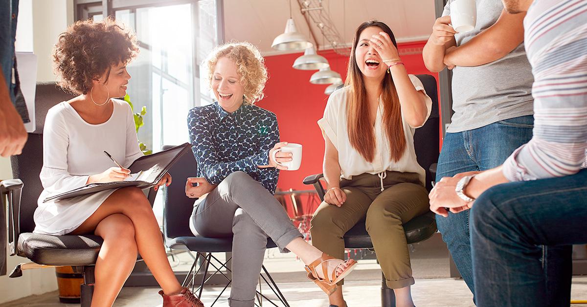 Ter um time diversificado significa abrir o diálogo com inúmeros públicos, ou seja, ampliar o alcance e crescer.