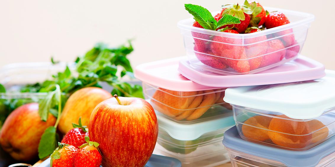 Saiba como armazenar e conservar os alimentos por mais tempo